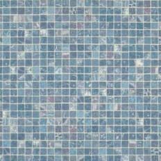 Gerflor Coll. Quatro col. Mosaic Azur  TAGLIO