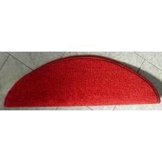 Coprigradino Velluto Rosso