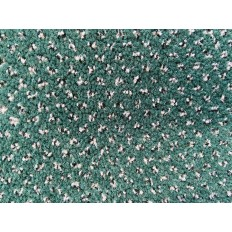 Moquette in velluto Vanity 1000 Verde cm. 100 x 150