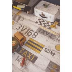 TARKETT COL. TAXI BLACK YELLOW MQ 23,60
