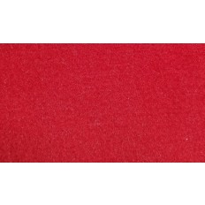 Moquette in velluto col. Vermiglio Mq. 108,80 (€/mq. 11,70 iva compresa)