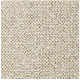 Moquette in lana boucle London 81 beige cm. 125 x 100